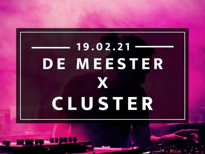 De Meester X Cluster