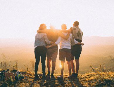 Echte vrienden(innen) en hoe maak je ze