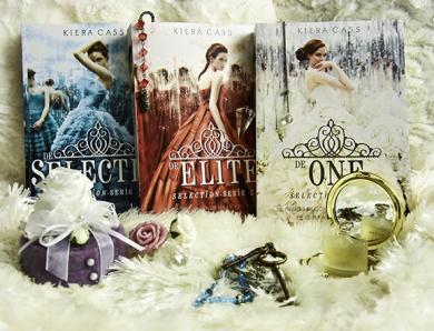 Boeken recensie Selection-trilogie – Kiera Cass