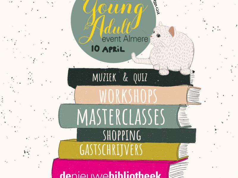 Young Adult Event Almere @ De Nieuwe Bibliotheek