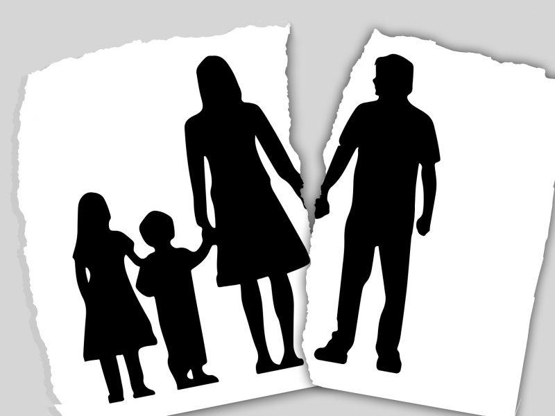 Gescheiden ouders en nu?