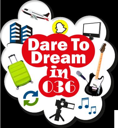 Keep dreaming met 'Dare to dream in 036' – nieuw platform speciaal voor jongeren